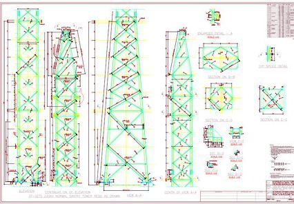 Gantry Towers Design Service