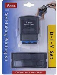 Shiny S-882 Self Inking Printing Kit