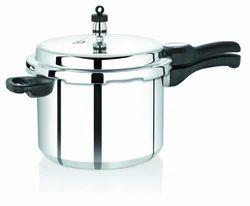 Aluminium Outer Lid Pressure Cooker