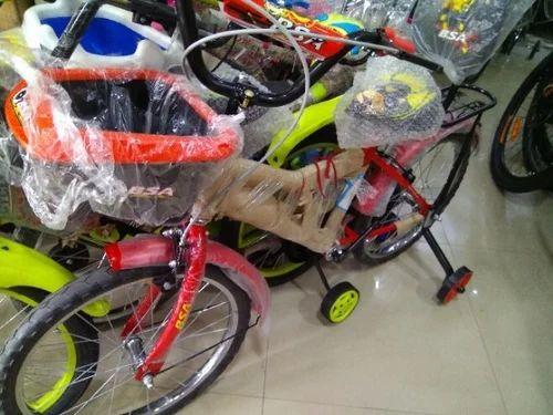 673ff4ab0fa Meghraj Emporium - Wholesaler of Black Colour Bicycle   Kid Bicycle ...
