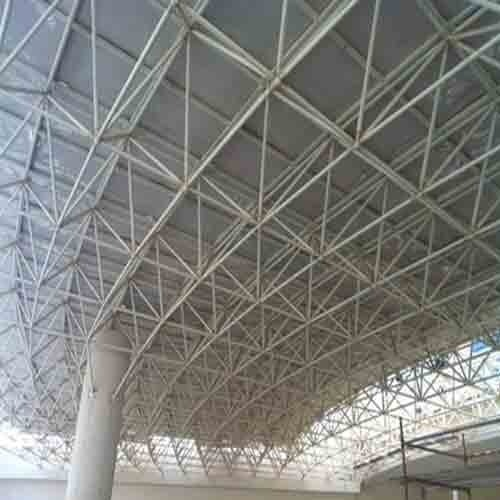 welded space frame