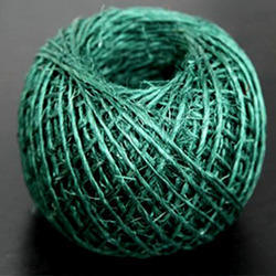 Green Dyed Colors Yarns, Usage: Industrial