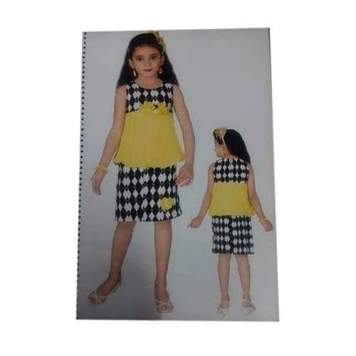 79c6d310b278 Kids Girl Western Dress at Rs 600 /set(s) | Kids Dresses | ID ...