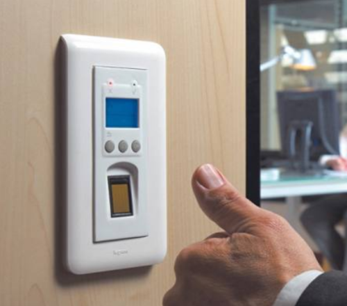 Biometric Access Control System, Door Entry System, Single Door Access  Control System, Single Door Access System, Single Door Access Controller,  एक दरवाजे वाला एक्सेस कंट्रोल - Daccess Security Systems Private Limited,  Pune |