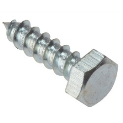Threaded Hex Screw