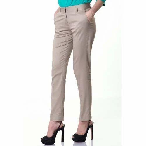 Cotton/Linen Formal Ladies Pant, Rs 350 /piece, Bohra ...