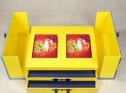 Box Wedding Card Printing Service