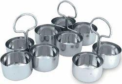 Sagdan (Chomukhi) Serving Bowls
