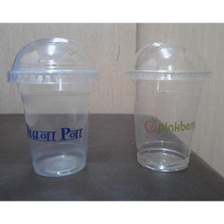 350 ml PP and PET Glasses