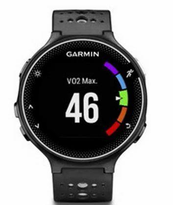 Garmin Forerunner 230 Gps Running Watch Black