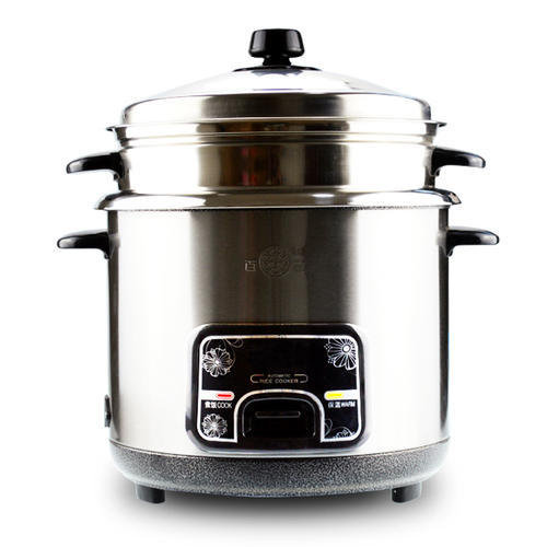 Cooking rice in the tupperware rice cooker