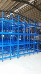 Multi Tier Industrial Storage Racks