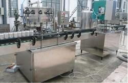 Carbonated Cans Filling Machine
