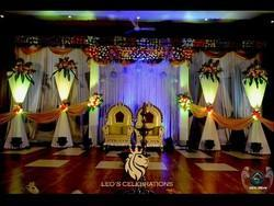Wedding Stage Setups Services