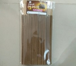 Sanjeevani Enterprise Bamboo Gugal Natural Incense Stick, Packaging Type: Packet, for Religious