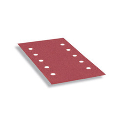 Stable Velour- Backed Aluminum Oxide Abrasive Paper
