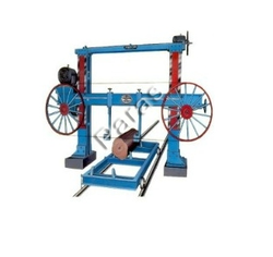 Horizontal Steel Body Bandsaw Machine Folding Type