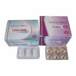 Azithromycin 250/500 mg Tablet