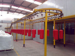 Manual Push Pull Conveyor