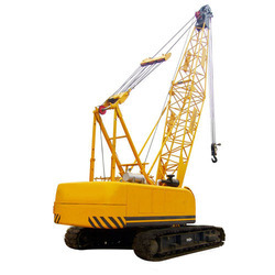 Crawler Mounted Crane Rental Services