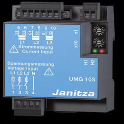 Power Analyzer UMG 103 Data Logger