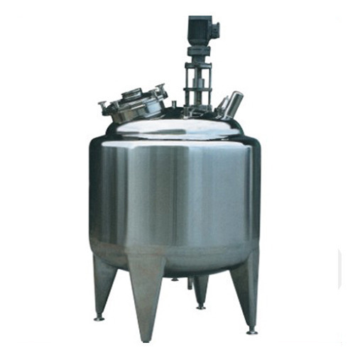 Stainless Steel Mixing Tank At Rs 98000 Piece Stainless