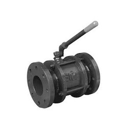 Cast Iron Ball Valve Flanged Ended