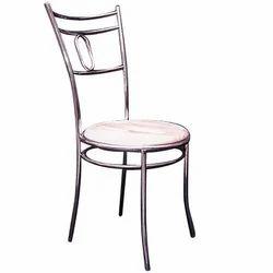 Superbe Stainless Steel Chair, SS Chair, Stainless Steel Ki Kursi   Sri Ganesh  Industries, Bengaluru | ID: 11488177033