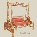 Wooden Swing -Royal