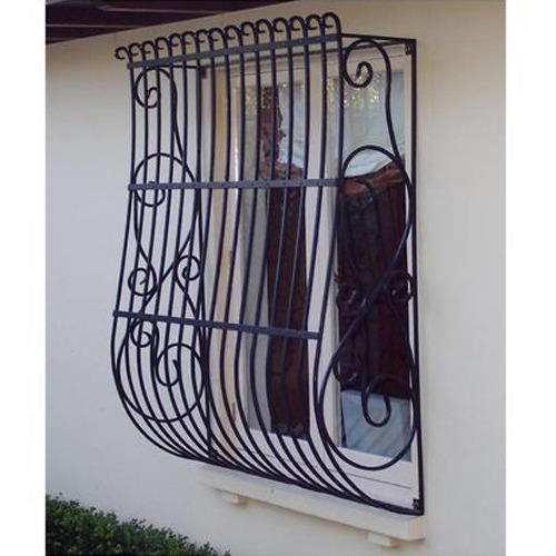 Designer Window Grill Manufacturer From Kollam