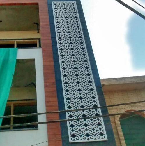 Perfect Korian Exterior CNC Cutting Jali