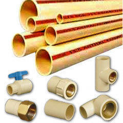 CPVC Pipes & Fitting