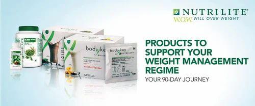 Nutrilite Bodykey Weight Management Bundle Protein Powder ...