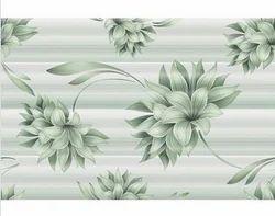 Aqua Green Decor Tile
