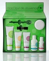 Natural Alo Facial Kit