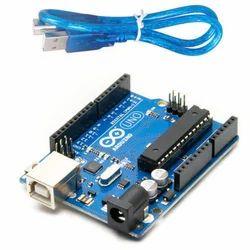Arduino UNO Development Board with USB Cable