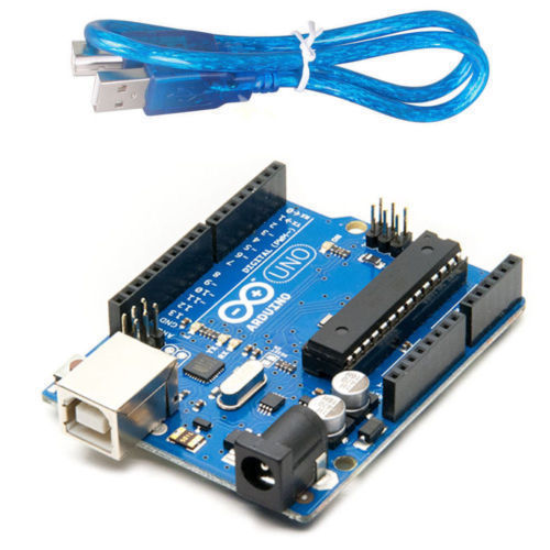 arduino uno development board  usb cable arduino uno