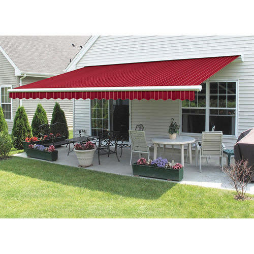 Wide Rang Of Color Retractable Awnings, Rs 250 /square feet Mahavir  Interiors & Projects Private Limited   ID: 12898585773