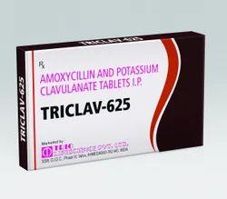 Amoxycillin & Potassium Clavulanate Tablets