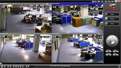 Office CCTV Surveillance System