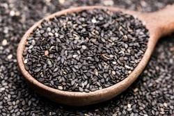 PARAMPARA Natural Organic Sesame Seed Black (Till), for Food