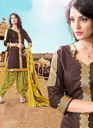 Fancy Patiala Salwar Suit