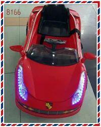 Red Ferrari Battery Operated Cars