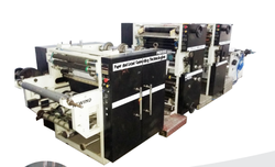 Business Forms Printing Machine