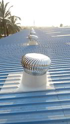 Mild Steel Roof Ventilator
