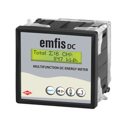 Emfis DC Multi Function Meters