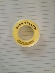 Star Yellow PTFE Tape