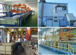 Electroplating Industries Waste Water Evaporator