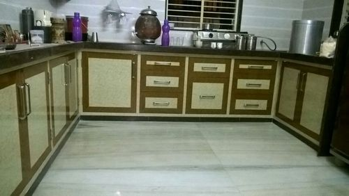 pvc kitchen cabinet at rs 1350 square feet pvc kitchen cabinet