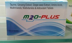 Taurine, Ginseng, Grape Seed Multivitamin Tablet